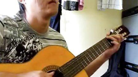 我一个人住 - 苏慧伦 - 吉他独奏 - handoyomia