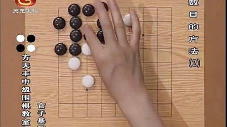 方天丰《官子基础》2_ 数目的方法1