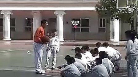 第三届全国中小学体育教学篮球小学6年级河南窦照军小学六年级体育优质课视频专辑