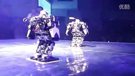 夜场晚会-机器人表演--博乐机器人表演[www.boole-tech.com]