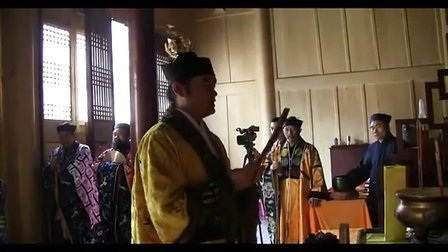 《武当山罗天大醮》北岳恒山——吕祖朝科