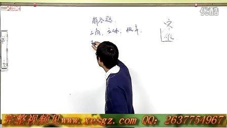学而思网校  高三数学二轮复习.