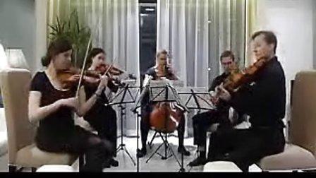 北京外籍弦乐四重奏