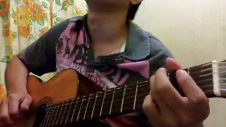 回头太难 - 张宇 - 吉他独奏 - handoyomia