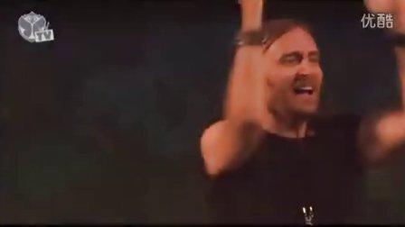 {Topdj100.com}David Guetta Tomorrowland 2012