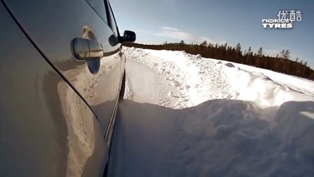 全球最北的冬季轮胎测试场——伊瓦洛冬季轮胎测试场