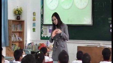 人教版小学數學一年級上册认识钟表人教课标版胡冬梅开发区第一小学
