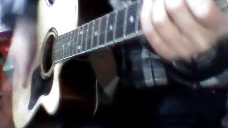 情非得已 吉他弹唱
