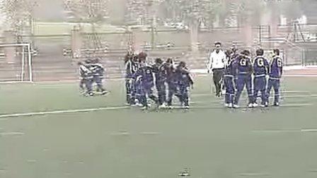 h20052小学体育优质课展示《阳光伙伴多足竞跑》实录评说夏老师竞赛一等奖