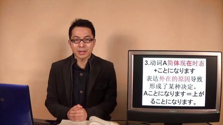 新版标准日本语初级第32课能力考试N4自学习日语葛源1.2版视频