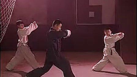 八极拳教学   张龙讲解下(流畅)