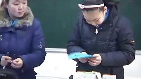 面具设计制作实录与评说配套课件与教案七年级美术七年级初中美术优质课课堂实录录像课视频
