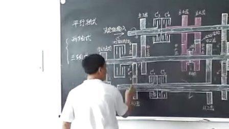 【自动变速箱维修 】五、平行轴式变速器_0