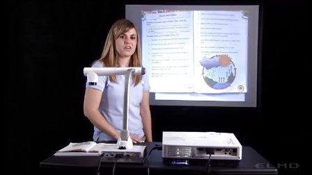 ELMO互动式展台L-12培训视频-4