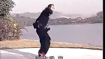 劈卦拳一路之抹面拳【周建睿】