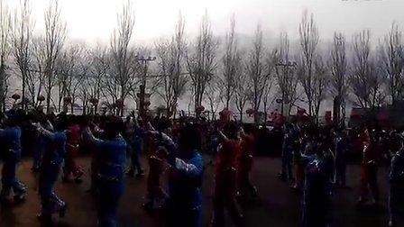 2014年屯兰矿秧歌1
