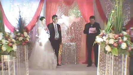 搞笑 温情  金牌司仪主持的结婚礼过程