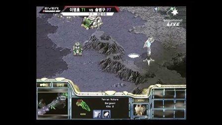 20121003 星皇争霸之群雄逐鹿  Flash vs Stork 2