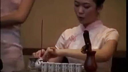 乌龙茶铁观音冲泡方法   茶艺表演 培训 (43)