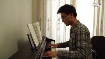 《茉莉花》钢琴视奏