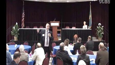 Ken Grant speaking at Kent County Forum