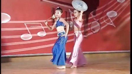 """东阳""""希望之星""""蒋漫溢等3人舞蹈《邵多丽》"""