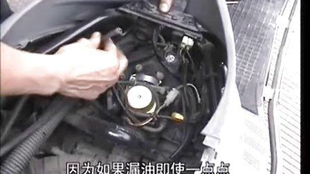 摩托车怠速容易熄火故障维修1-2