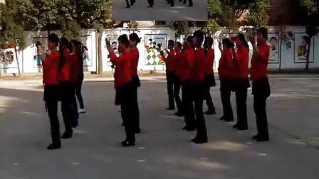 开心玉花广场舞 学跳健身舞 【我要去西藏】