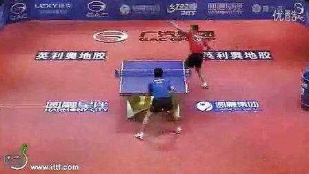 郝帅-王励勤  2012苏州公开赛男单决赛