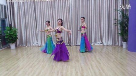 杭州肚皮舞西紫女子舞蹈九月《咻咻咻》教学