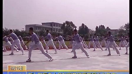 太平人民医院组织新入职医务人员到军营接受爱国主义教育