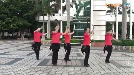 新东方广场舞泉水叮咚响 附背面分解教学