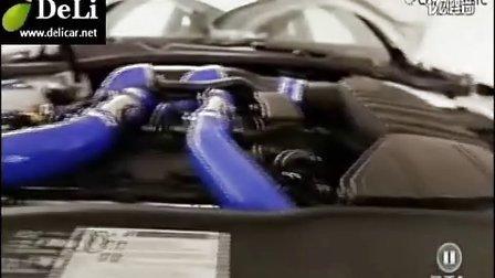 大连改装车德国HGP爆改740马力超级高尔夫R德利汽车改装店