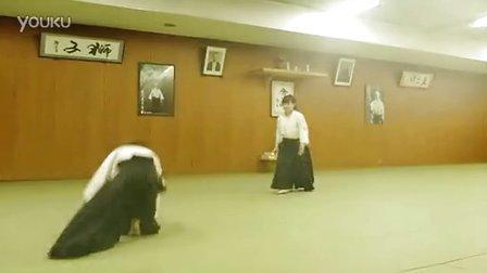 合气道 — 祥平塾の自由练习篇—中村信昭师范