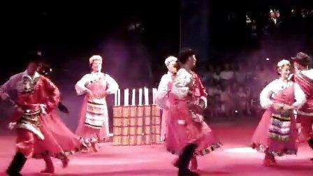 海南省总工会舞蹈酥油飘香(海口灵思传媒)