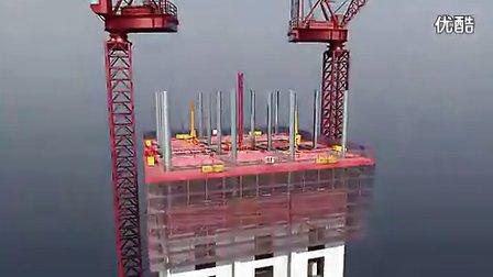 建筑施工动画工程投标动画总承包动画