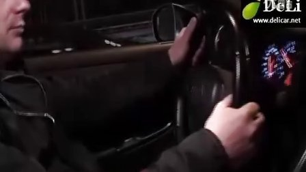 AMG Brabus Lorinser暴力对决!国外车友深夜高速大决战大连德利车汽车改装