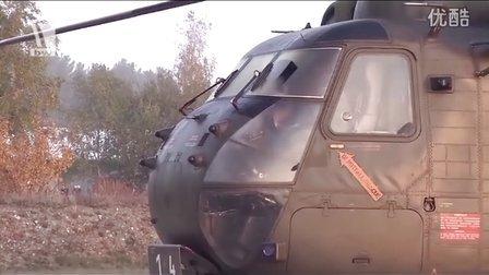 联邦德国国防军CH-53训练