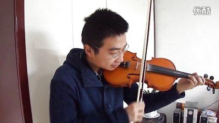 雷 迟来的爱 小提琴独奏