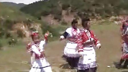 禄劝县茂龙村斗牛‹上›