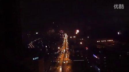 2012年的除夕夜