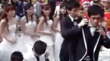 2009-11-12 - 婚紗城 - 一元世紀婚禮宣傳活動