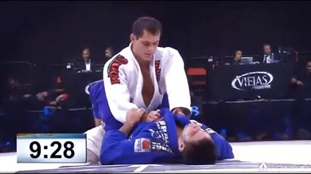 无限制柔术 METAMORIS PRO:ROGER GRACIE vs BUCHECHA