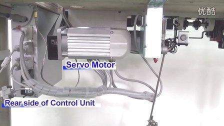 PFAFF 574 with Hohsing Servo Motor