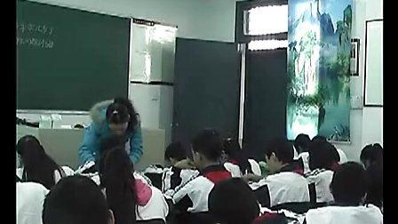 SX078你今年几岁了人教课堂实录与教师说课七年级初中数学北师大版课堂实录及教师说课视频专辑