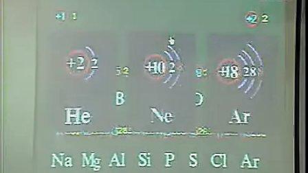 九年级化学核外电子排布化合价九年级初中化学优质课课堂实录录像课视频 1