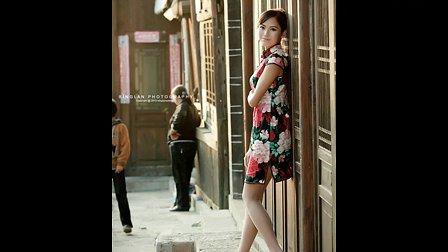 第一期:中国风-旗袍 旗袍美腿