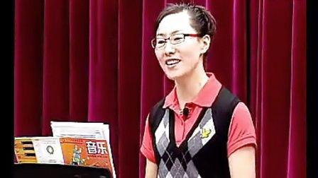 小学五年级音乐优质课展示《歌唱祖国》实录教案张虹