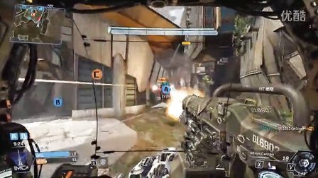 Titanfall - R-97 Compact SMG Gameplay