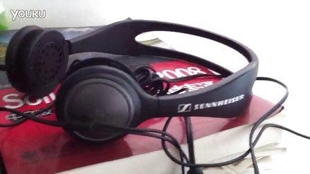 新耳机好看吧